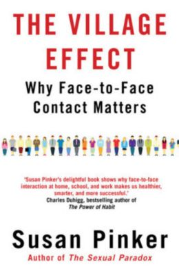 The Village Effect, Susan Pinker