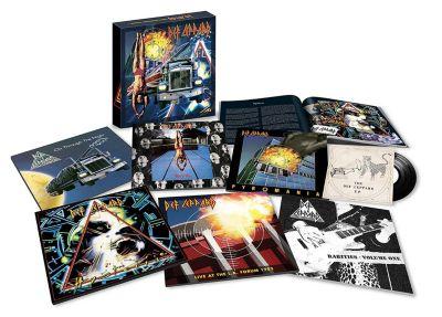 The Vinyl Box Set: Volume One (Limited 8LP + 7 Set) (Vinyl), Def Leppard
