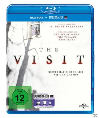 The Visit, Ed Oxenbould,Deanna Dunagan Olivia DeJonge