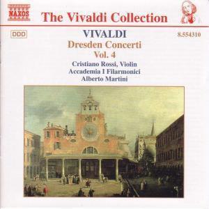 The Vivaldi Collection (Dresden-Konzerte Vol. 4), Cristiano Rossi, Albert Martini