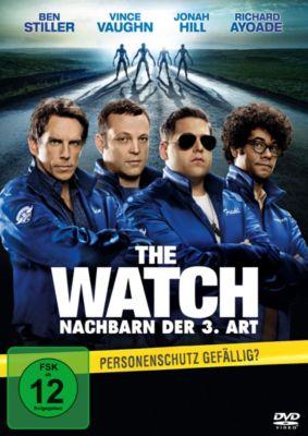 The Watch - Nachbarn der 3. Art, Evan Goldberg, Seth Rogen, Jared Stern