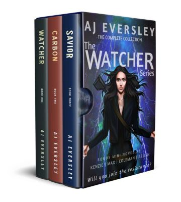 The Watcher Series: The Complete Watcher Series Box Set (The Watcher Series, #4), AJ Eversley