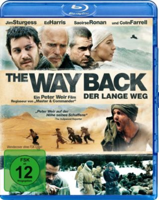 The Way Back - Der lange Weg, Keith R. Clarke, Slavomir Rawicz, Peter Weir