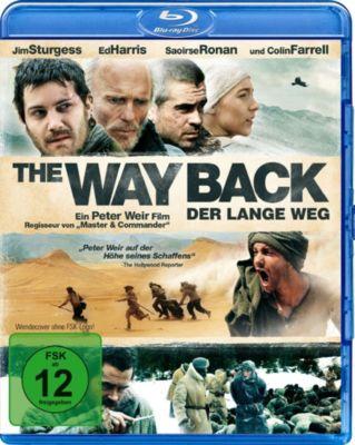 The Way Back - Der lange Weg, Keith R. Clarke, Slavomir Rawicz, Peter Weir