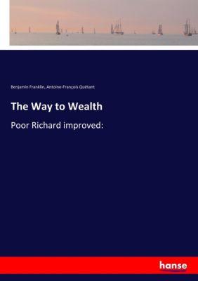 The Way to Wealth, Benjamin Franklin, Antoine-François Quétant
