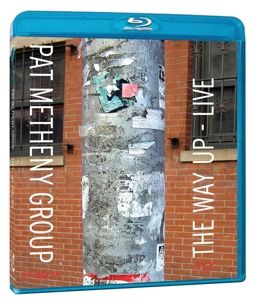 The Way Up Live (Bluray), Pat Group Metheny