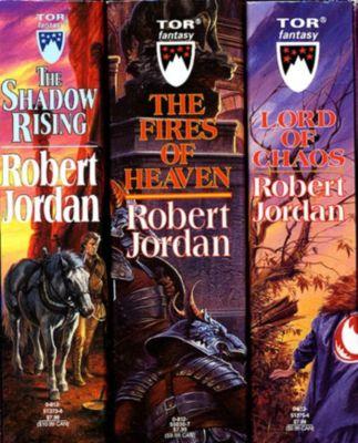 The Wheel of Time Set II, Books 4-6, Robert Jordan
