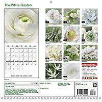 The White Garden (Wall Calendar 2019 300 × 300 mm Square) - Produktdetailbild 13