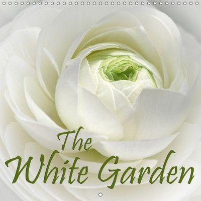 The White Garden (Wall Calendar 2019 300 × 300 mm Square), Martina Cross
