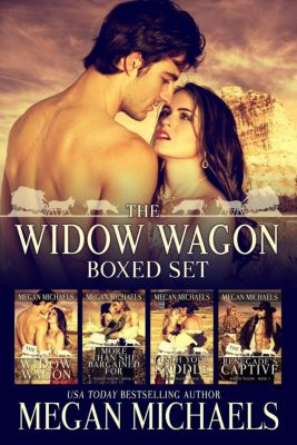 The Widow Wagon Series - Vol. 1, Megan Michaels