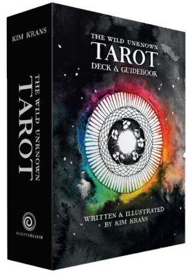 The Wild Unknown Tarot Deck and Guidebook (Official Keepsake Box Set), Kim Krans