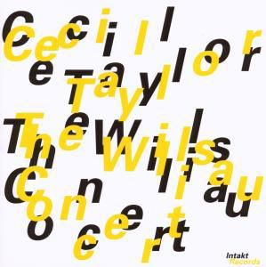 The Willisau Concert, Cecil Taylor