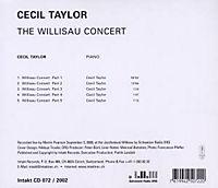 The Willisau Concert - Produktdetailbild 1