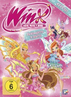 The Winx Club - Die komplette Staffel 3, Winx Club
