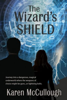 The Wizard's Shield, Karen McCullough