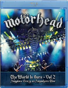 The Wörld Is Ours-Vol.2 Anyplace Crazy As Anywhere, Motörhead