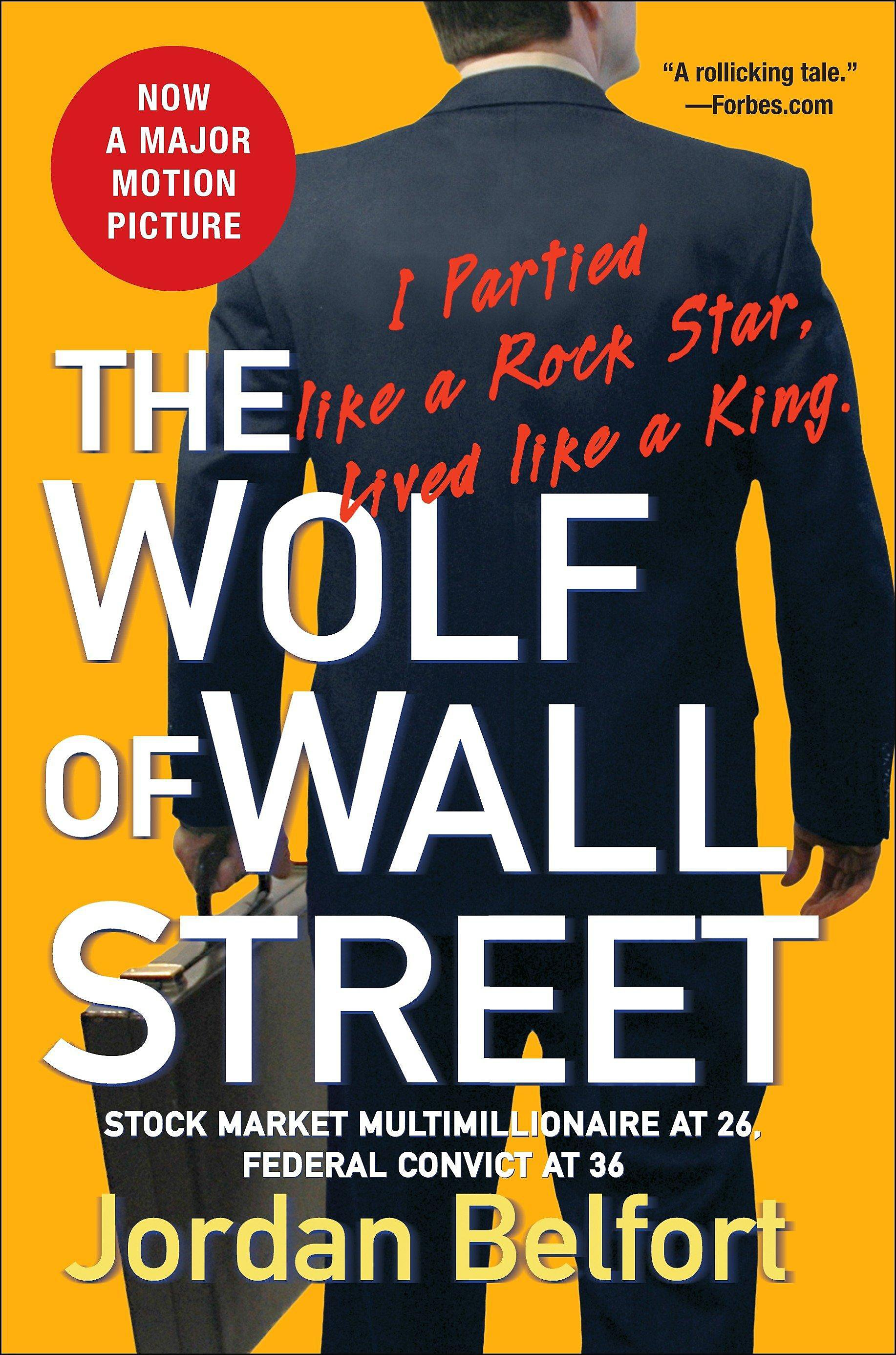 The Wolf Of Wall Street Buch Versandkostenfrei Bei Weltbild
