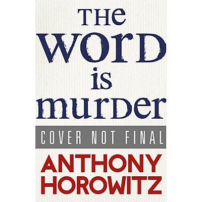 The Word is Murder Buch von Anthony Horowitz portofrei bestellen