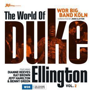 The World Of Duke Ellington 2, WDR Big Band Köln