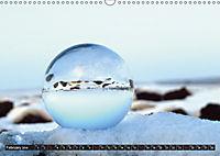 The world round as a ball (Wall Calendar 2019 DIN A3 Landscape) - Produktdetailbild 2