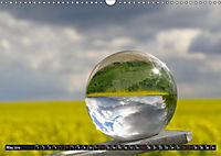 The world round as a ball (Wall Calendar 2019 DIN A3 Landscape) - Produktdetailbild 5
