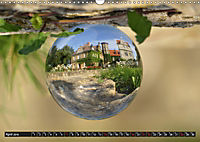 The world round as a ball (Wall Calendar 2019 DIN A3 Landscape) - Produktdetailbild 4