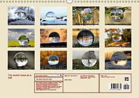 The world round as a ball (Wall Calendar 2019 DIN A3 Landscape) - Produktdetailbild 13