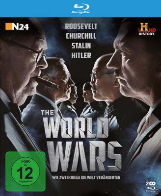 The World Wars - Wie zwei Kriege die Welt veränderten, Diverse Interpreten