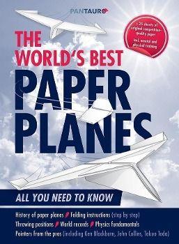 The World`s Best Paper Planes, Tobias Friedrich