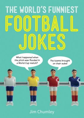 The World's Funniest Football Jokes, Jim Chumley