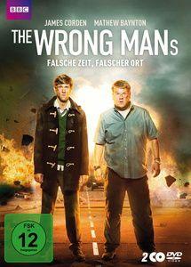 The Wrong Mans - Falsche Zeit, falscher Ort, Mathew Baynton, James Cordon