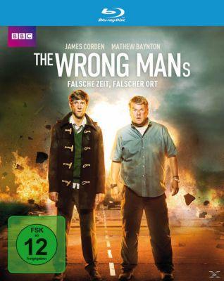 The Wrong Mans - Falsche Zeit, falscher Ort, Mathew Baynton, James Corden, Tom Basden