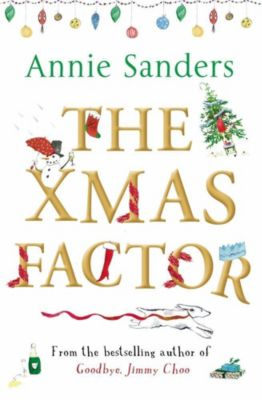 The Xmas Factor, Annie Sanders