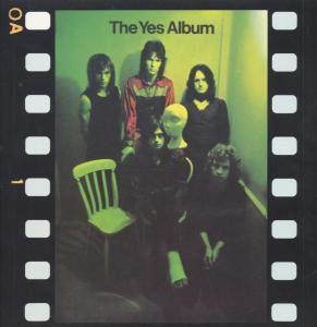 The Yes Album (Vinyl), Yes