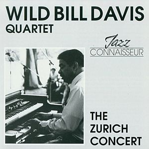 The Zurich Concert, Wild Bill Quartet Davis