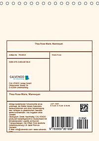 Thea Rose-Marie, Mannequin (Tischkalender 2019 DIN A5 hoch) - Produktdetailbild 13