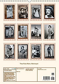 Thea Rose-Marie, Mannequin (Wandkalender 2019 DIN A3 hoch) - Produktdetailbild 13