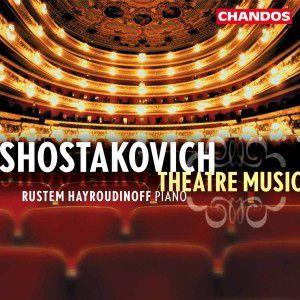 Theatre Music, Rustem Hayroudinoff