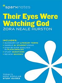 a literary analysis of the metaphors in their eyes were watching god by zora hurston The gilded six-bits is a 1933 short story by zora neale hurston,  their eyes were watching god  represented by regional dialect and metaphors,.