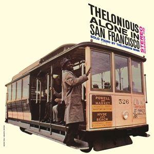 Thelonious Alone In San Francisco (Vinyl), Thelonious Monk
