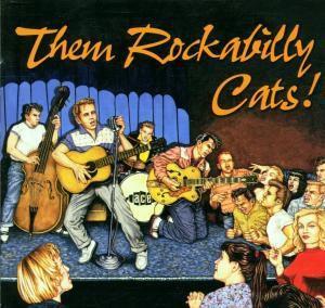 Them Rockabilly Cats!, Diverse Interpreten