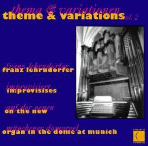 Thema Und Variationen Vol.2, Franz Lehrndorfer