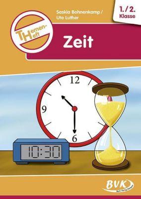 Themen-Heft Zeit, Saskia Bohnenkamp, Ute Luther