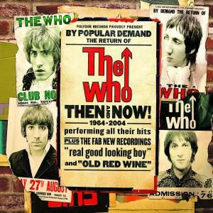 Then And Now-Best Of, The Who