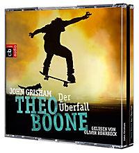 Theo Boone Band 4: Der Überfall (4 Audio-CDs) - Produktdetailbild 1
