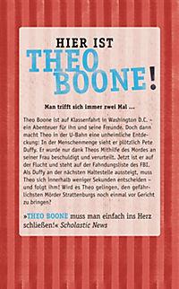 Theo Boone Band 5: Theo Boone und der entflohene Mörder - Produktdetailbild 1