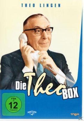 Theo Lingen - Die Theo Box, Diverse Interpreten