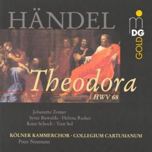 Theodora (Ga), Kölner Kammerchor, Peter Neumann