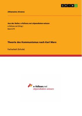 Theorie des Kommunismus nach Karl Marx, Athanasios Alvanos