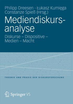 Theorie und Praxis der Diskursforschung: Mediendiskursanalyse